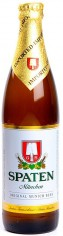 Пиво Шпатен Мюнхен  5,2% 0,5л ст/б
