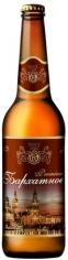 Пиво Бархатное темное  3,7% 0,5л ст/б