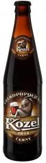 Пиво Велкопоповицкий Козел тёмное 3,8% 0,5л ст/б