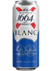 Пиво Кроненбург 1664  4,5%  0,45л ж/б