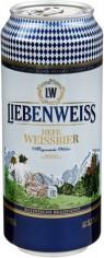 Пиво Либенвайс  5,5% 0,5л ж\б