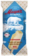 Мишка на полюсе эскимо пломбир топленое молоко 70г