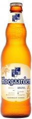 Пиво Хугарден свет. н/ф  4,9% 0,44л ст/б
