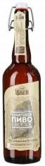 Пиво Крафтовое светлое  4,5% 0,75л ст/б Тверь
